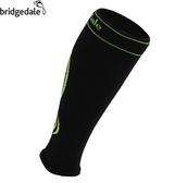 Bridgedale 英國 CC快乾壓力小腿套-C/Max L 黑/螢光黃 535 登山襪子 健行襪 排汗襪 保暖襪 [易遨遊]