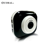 [富廉網]【CORAL】輕巧型 G-Sencer 行車紀錄器 DVR-628 (無附記憶卡)