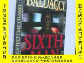 二手書博民逛書店THE罕見SIXTH MANY85718 David Balda