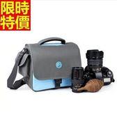 相機包-多彩個性防水休閒肩背攝影包6色68ab5【時尚巴黎】