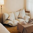 懶人沙發單雙人榻榻米臥室小戶型摺疊沙發床網紅款可愛女孩小沙發 NMS小明同學
