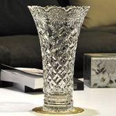玻璃花瓶-透明波西尼亞風格歐式藝術品居家擺件72ah4[時尚巴黎]
