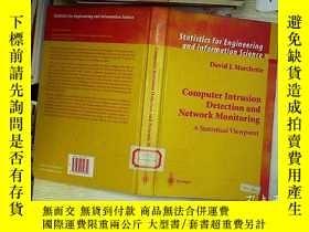 二手書博民逛書店Computer罕見Intrusion Detecyion and Network Monitoring計算機入侵
