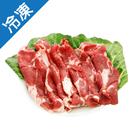 澳洲冷凍牛肉炒肉片500G/包【愛買冷凍】