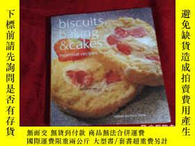 二手書博民逛書店罕見biscuits,baking...餅乾,烘焙..Y1586
