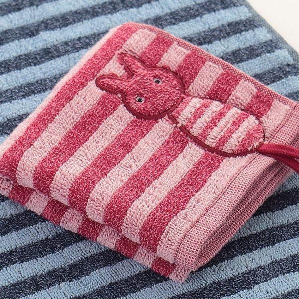 寶寶洗臉純棉小方巾柔軟吸水毛巾面巾