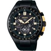限量 SEIKO精工 Astron GPS 太陽能諾瓦克喬科維奇鈦金屬手錶 8X53-0BD0SD(SSE174J)