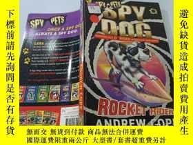 二手書博民逛書店SPY罕見DOG:間諜犬Y200392