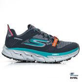 SKECHERS 新竹皇家 GO Trail Ultra 4 灰綠  網布 運動鞋 女款 NO.I8351
