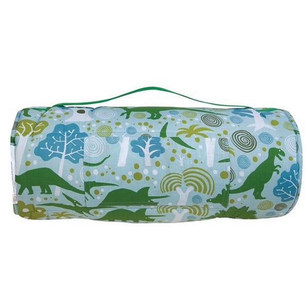 【LoveBBB】無毒幼教睡袋 符合美國標準 Wildkin 28313 小迪諾恐龍 午睡墊(3-7) 安親班/兒童睡袋