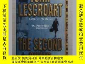 二手書博民逛書店英文原版《罕見The Second Chair 》John Le