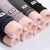 (尾牙交換禮物)創意 6062女童冬裝新款棉褲兒童三層加絨加厚打底褲外穿中小童保暖褲子