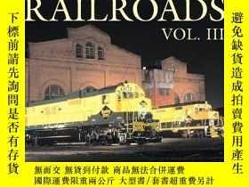二手書博民逛書店Classic罕見American Railroad Volume III (Classic American R