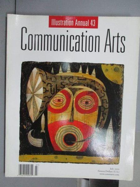 【書寶二手書T8/設計_QNO】Communication Arts_313期_illustration Annual