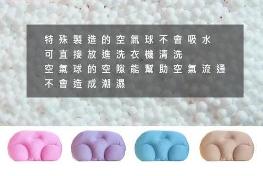 韓國熱銷神魂麻藥枕頭+贈(枕套+洗枕袋)