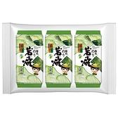 橘平屋岩燒海苔(原味)/4.2g X3包【愛買】