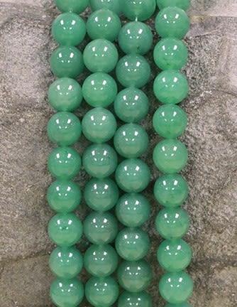[協貿國際]天然東陵石散珠14MM29顆圓珠批發價