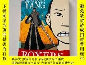 二手書博民逛書店Boxers英文原版罕見全彩漫畫連環畫Y26171 Yang, Gene Luen First Second