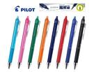 PILOT 百樂 0.4 極細按鍵式魔擦筆 摩擦筆 擦擦筆 LFPK-25S4 (共8色)