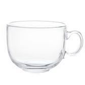 馬克杯大容量馬克杯玻璃杯子牛奶麥片碗早餐燕麥杯大肚茶杯咖啡杯帶蓋勺