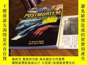 二手書博民逛書店英文原版罕見Postmortem : establishing