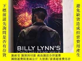 二手書博民逛書店BILLY罕見LYNN S LONG HALFTIME WALK