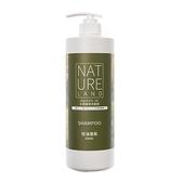 Nature Land水潤護理洗髮精控油蓬鬆800ml