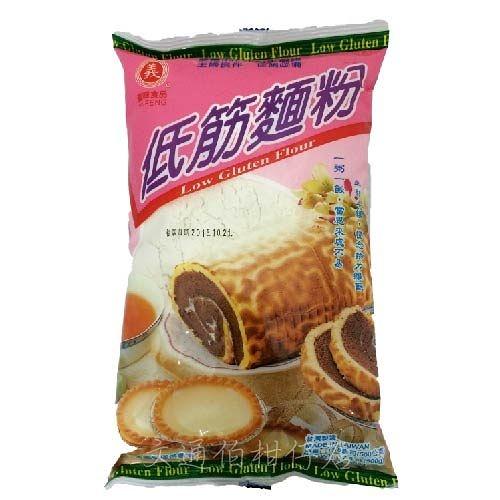 義峰 低筋麵粉 500公克