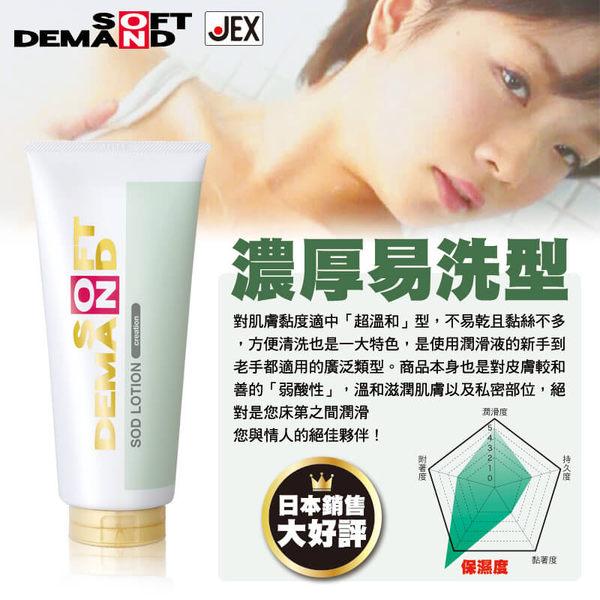 JEX SOD潤滑液 濃厚易洗型