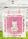 【震撼精品百貨】Hello Kitty 凱蒂貓~日本SANRIO三麗鷗KITTY塑膠袋/購物袋-皇冠天使*29041