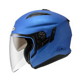 ZEUS瑞獅安全帽,ZS-613B,素色/消光藍