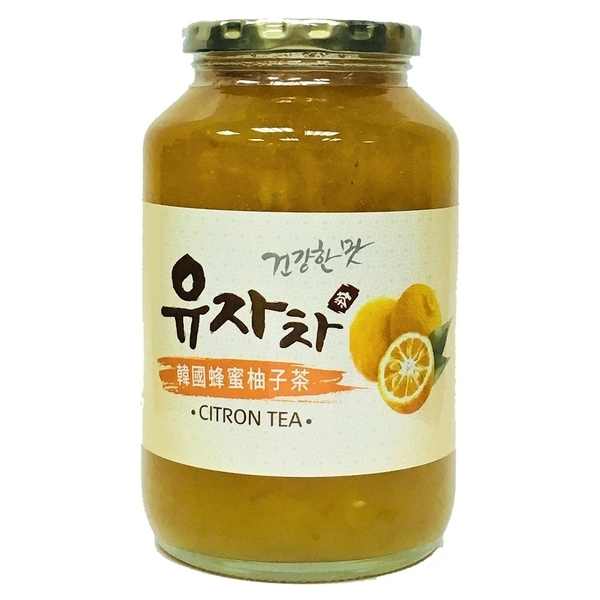 韓國蜂蜜柚子茶