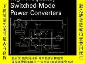 二手書博民逛書店Digital罕見Control Of High-frequency Switched-mode Power Co
