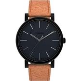 【分期0利率】TIMEX 天美時 簡約 橘色 復刻系列 全新原廠公司貨 TXTW2U05800