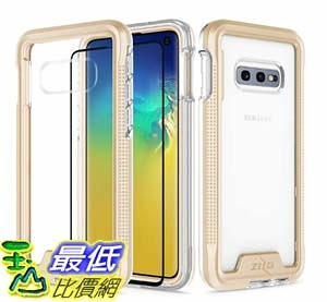 保護殼 Zizo Ion Series Compatible with Samsung Galaxy S10e Case Military B07NPGKFRJ