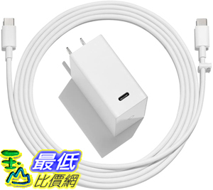 [9美國直購] Google Pixelbook 45W USB Type-C Charger 充電器
