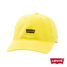 Levis 男女同款 可調式環釦棒球帽 / FLEXFIT 110 / 異材質Logo布章