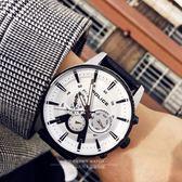 POLICE義大利國際品牌潮流特搜型男日曆腕錶15523JSR-02原廠公司貨
