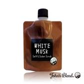 日本John s Blend雙重奏香氛沐浴鹽(135g/袋)白麝香
