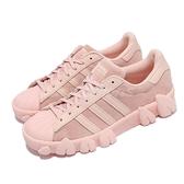 【海外限定】adidas x Angel Chen Superstar80s AC 粉紅 女鞋 愛迪達 聯名款 【ACS】 FY5351