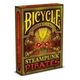 【USPCC 撲克】Steampunk Pirates Bicycle Cards 撲克牌