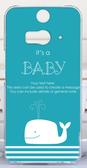 ♥ 俏魔女美人館 ♥ HTC Butterfly 2{ 鯨魚Baby*水晶硬殼 }手機殼 手機套 保護殼 保護套