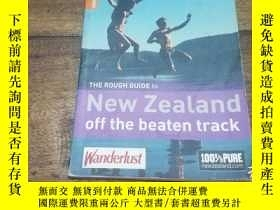 二手書博民逛書店THE罕見ROUGH GUIDE TO New Zealand