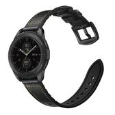 三星Galaxy Watch手錶錶帶新型防汗真皮錶帶42/46MM運動腕帶
