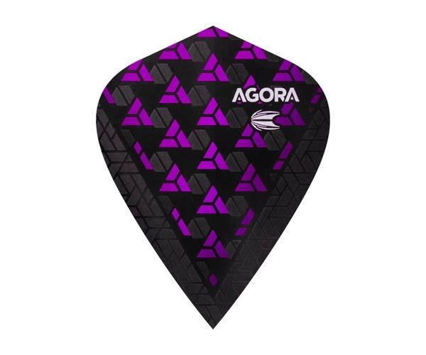 【TARGET】VISION ULTRA GHOST KITE AGORA Purple 332700 鏢翼 DARTS