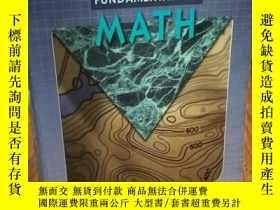 二手書博民逛書店Fundamentals罕見of Math: For Chris