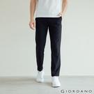 【GIORDANO】 男裝3M修身抗汙西裝褲 - 09 標誌黑