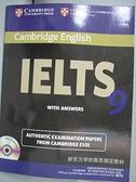 【書寶二手書T3/語言學習_EAO】IELTS Examination Papers with Answers 9_Ca