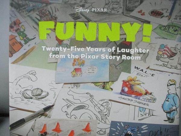 【書寶二手書T9/影視_QLD】Funny!: Twenty-five Years of Laughter from t
