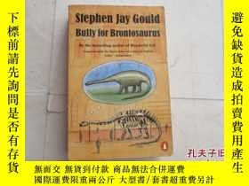 二手書博民逛書店STEPHEN罕見JAY GOULD:BULLY FOR BRO